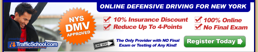 Wantagh Defensive Driving Online